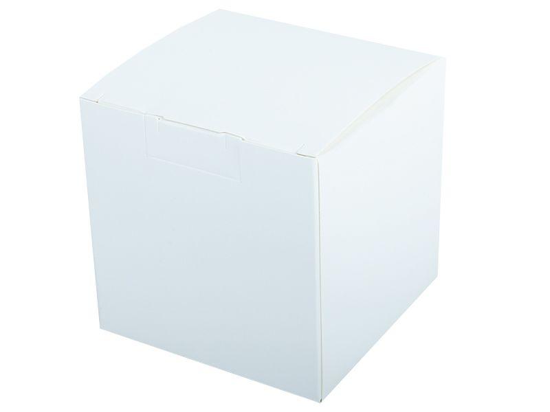 Krabička na hrnečky - bílá