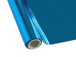 Metalická fólie barvící - modrá - š.30 cm x 12 m FOREVER