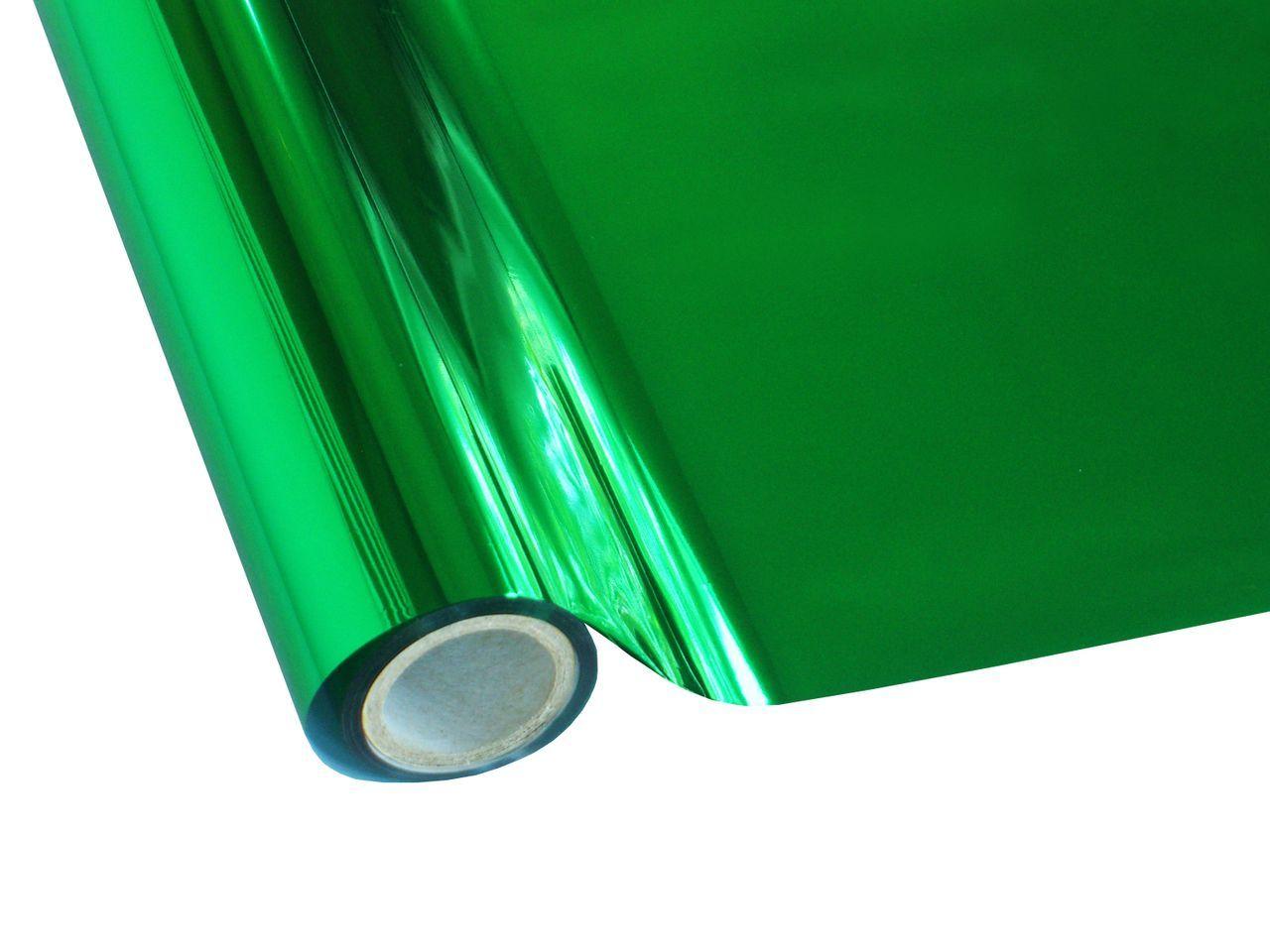 Metalická fólie barvící - zelená N1 30 cm x 12m FOREVER