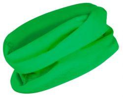 Multifukční šátek k potisku sublimací - zelená