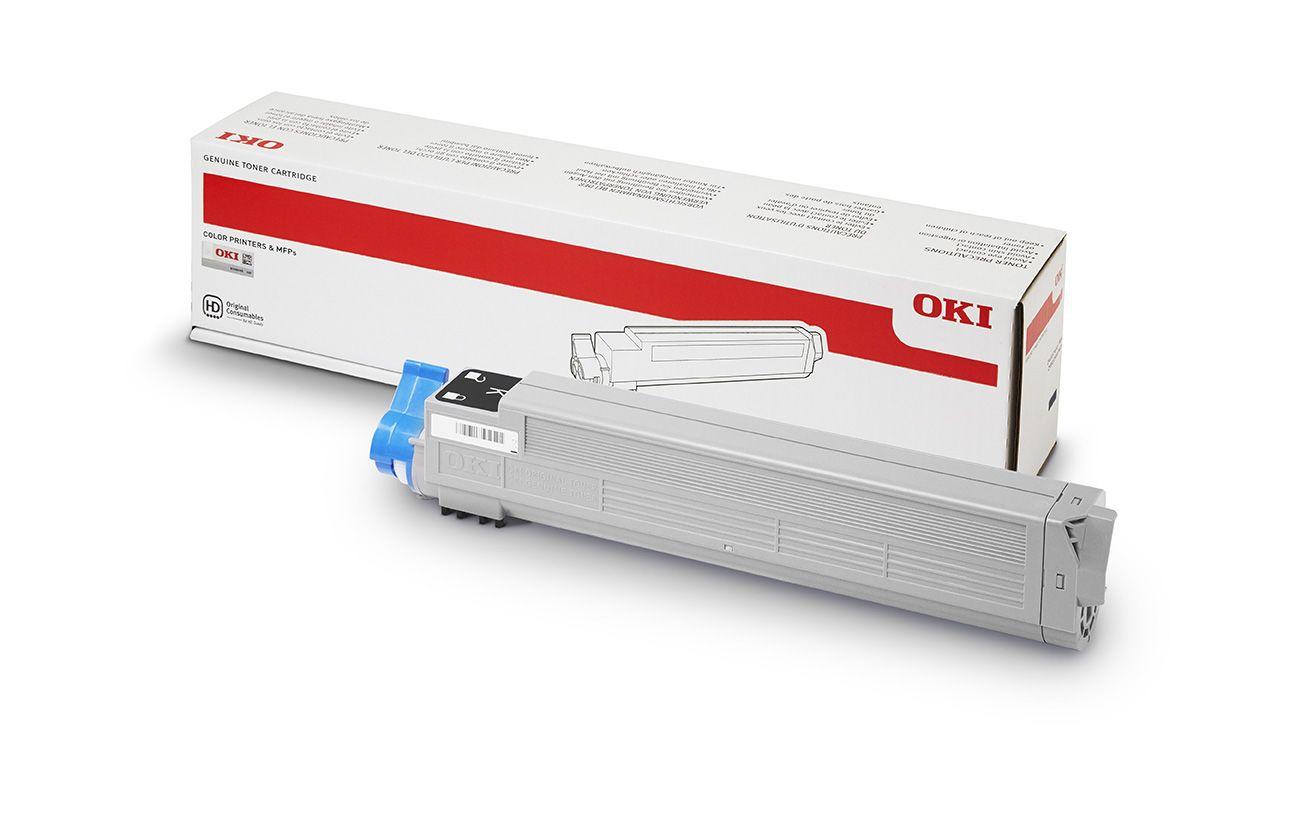 Toner pro OKI Pro 9541 WT - black (24 tis. Stran)