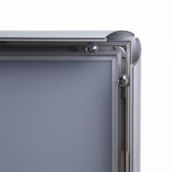 Kliprám A4 21 x 29,7 cm ostré rohy CLASSIC