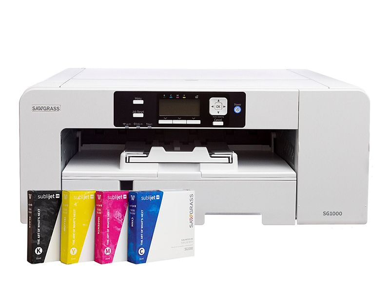 SAWGRASS Virtuoso SG1000 tiskárna + velkoobjemový kit Sublijet UHD