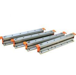 Vazací jednotky a děrovací moduly
