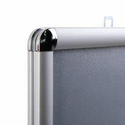 Kliprámy s kulatými rohy a profilem 25 mm