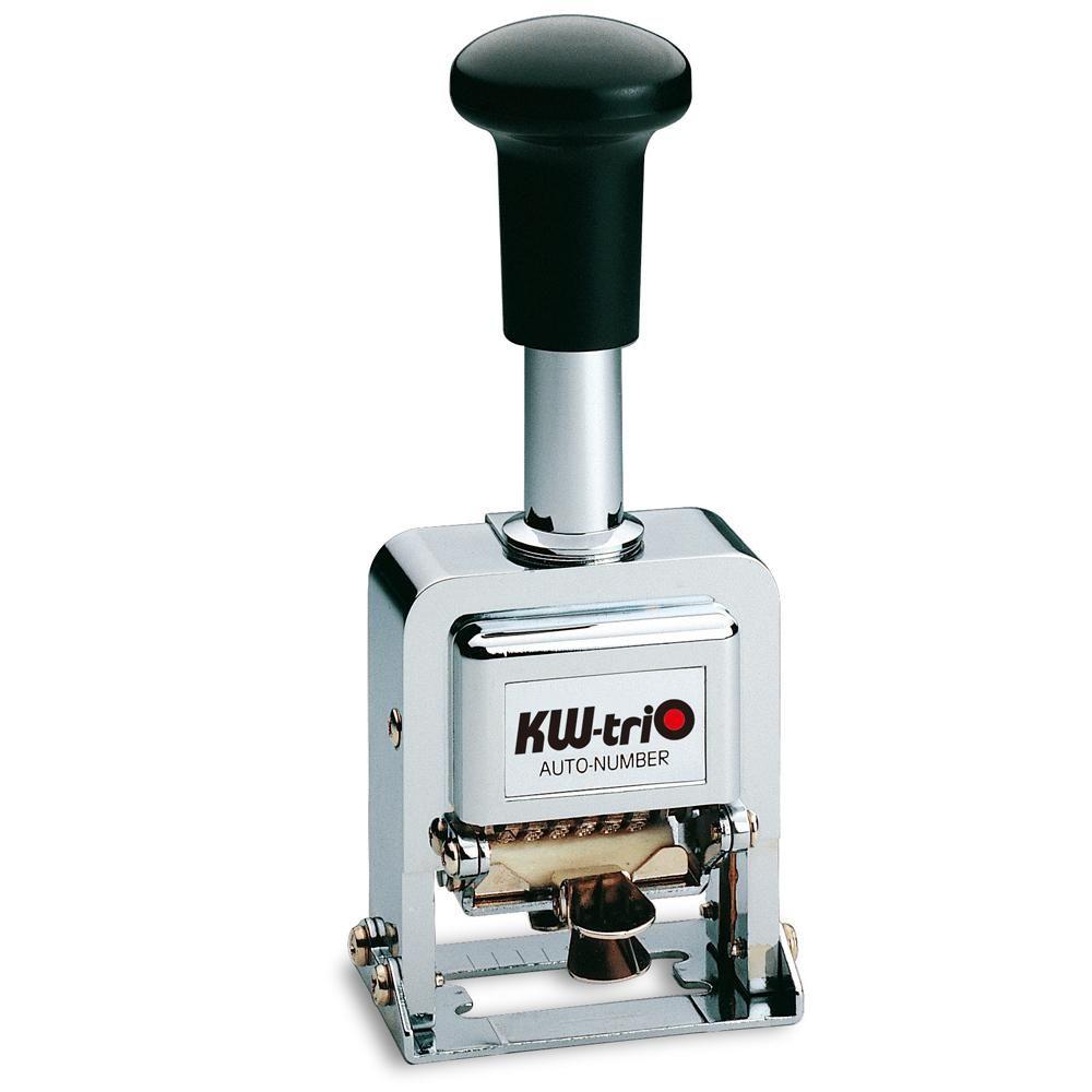 Automatické číslovací razítko KW triO 20800 KW-TRIO