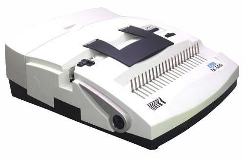 Elektrický kroužkový vazač DSB-CB3000 včetně 4děrovačky