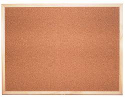Korková tabule jednostranná 60 x 40 cm (12 ks v kartonu)