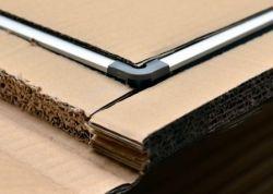 Magnetická tabule ARTA 60 x 45 cm - bílá lakovaná, hliníkový rám