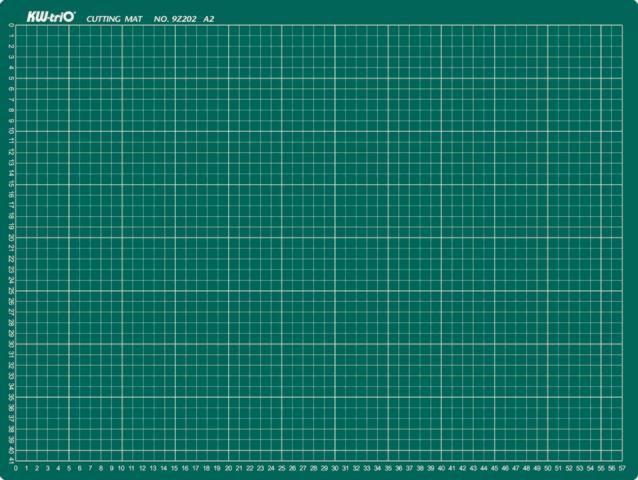 Řezná podložka KW trio A1, 600x900 KW-TRIO