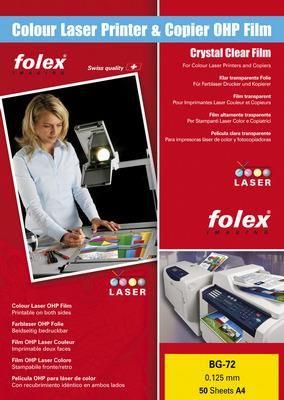 BG-72 čirá f.A3 /barva laser/balení 50 listů FOLEX