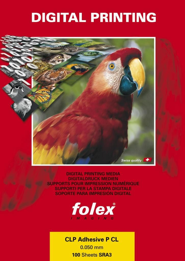 CLP Adhesive P CL - SRA3 - 200 listů FOLEX