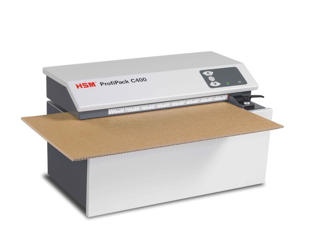 HSM Profipack C400 skartovač na karton