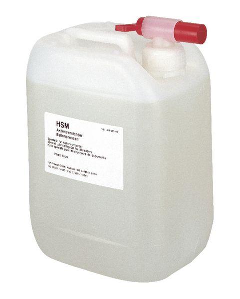 Mazací olej pro skartovače HSM 5L
