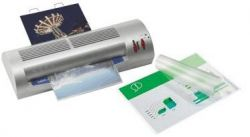 samolepící laminovací fólie, 80mic, A4