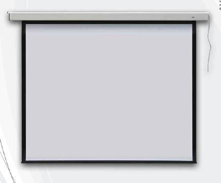 Elektrické plátno na zeď 108 x 147 cm 2x3