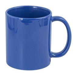 hrnek pro potisk bílým tonerem - modrá