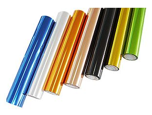 Metalická fólie barvící - Carbon Fiber Red 30cmx12m FOREVER