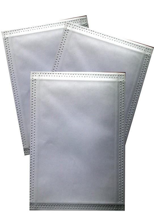 Olejový papír 18 listů pro skartovače s příčným řezem IDEAL