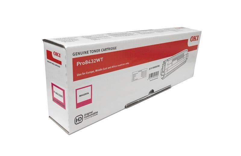 Toner pro OKI Pro8432WT - magenta (10k stran) OKI EUROPE