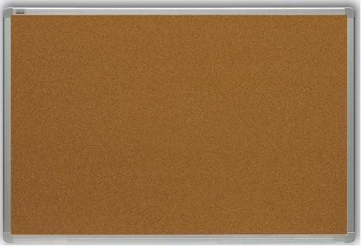 Korková tabule Premium 180 x 120 cm, rám ALU23 2x3