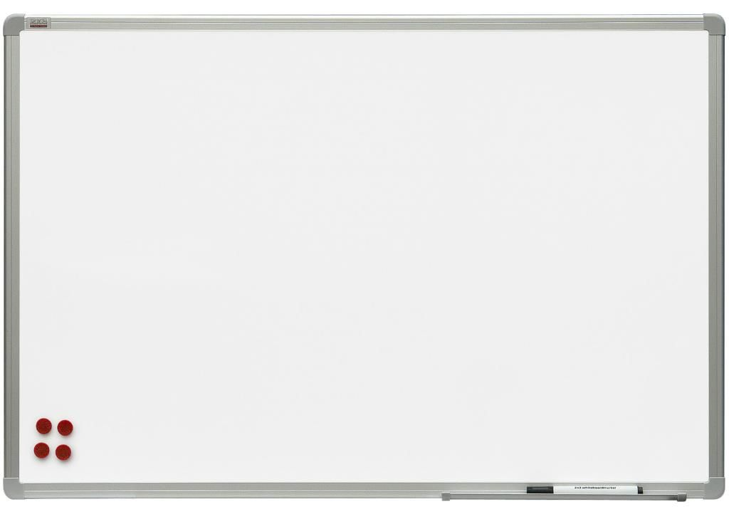 Magnetická tabule Premium 180x120 cm, rám ALU23 2x3