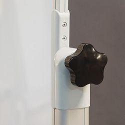 Magnetická tabule Revolver Ceramic-keramický povrch 100x150cm 2x3