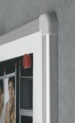 magnetické tabule Premium 180x90 cm, rám ALU23 2x3