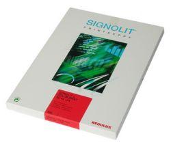 Signolit SC 40 A4 - samolepící průhledná matná fólie