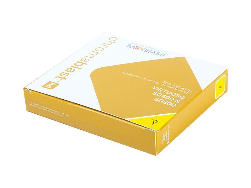 ChromaBlast HD inkoust 29 ml - žlutý SAWGRASS