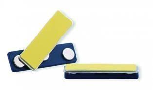 Magnetický klips, rozměr: 45×12 mm, balení 100 ks CLASSIC