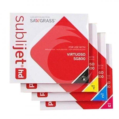 Sublijet HD pro Virtuoso SG800 - Žlutá 68 ml SAWGRASS